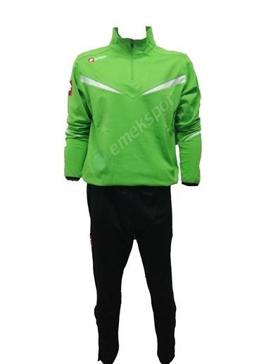 Lotto Eşofman Takım Yeşil